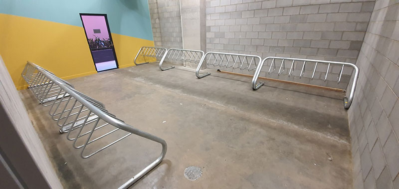 commercial bike racks installations adelaide